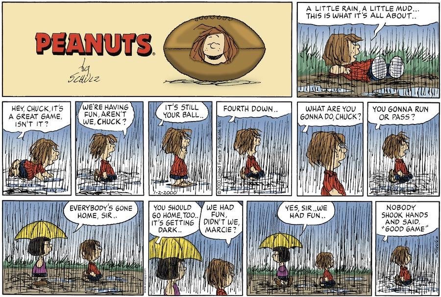 Peanuts 2000.