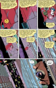First page of Watchmen